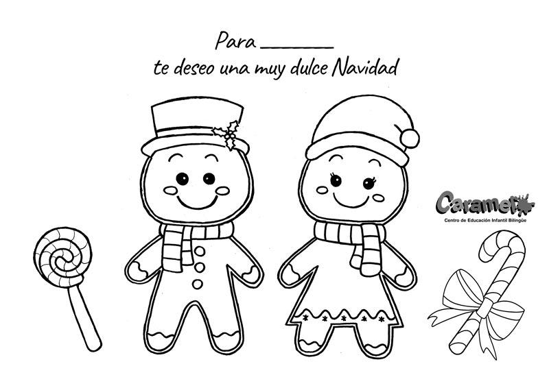 Guardería Caramelo - Regala una Dulce Navidad